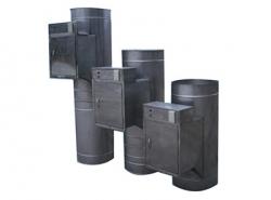 自动收集系统规化宗旨管道式污衣井