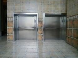地坪式杂货电梯